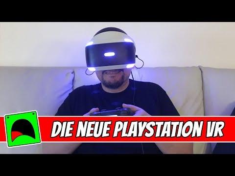 Die neue PlayStation VR: Unboxing, Versionsvergleich und Gratis-Spiele