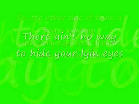 Lying Eyes - The Eagle...