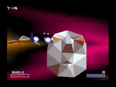 Star Fox Hard Mode - Final Battle
