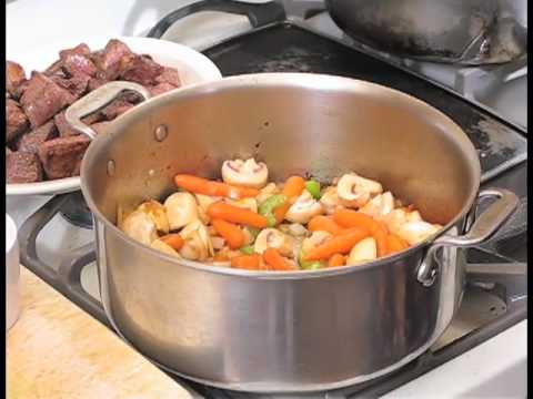 SoGood.TV: Beef Stew in Two Hours
