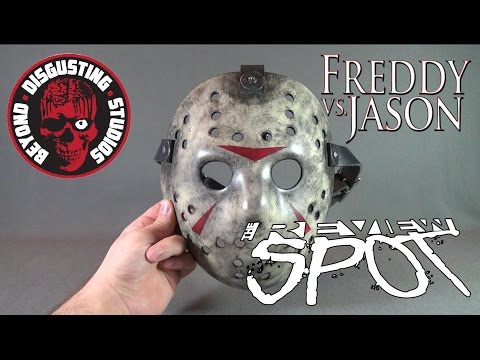 Collectible Spot - Beyond Disgusting Studios Freddy Vs Jason Replica Mask