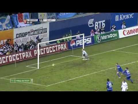 03тур ЧР10: Динамо - Зенит