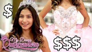 Dress on a Budget | My Dream Quinceañera - Brianna EP 2
