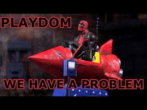 Marvel Avengers Alliance: Playdom, We Have a Problem