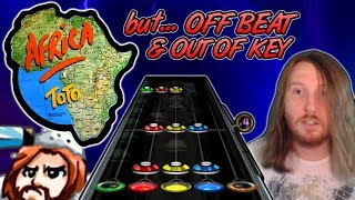 """Bless the Memes ~ Toto's """"Africa"""" but it's out of key and off beat [HELP ME]"""