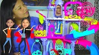 MY LITTLE PONY Friendship is Magic Princess Twilight Sparkle's Rainbow Kingdom - Kids' Toys