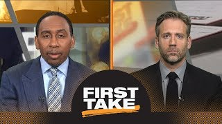 Stephen A. and Max react to Celtics defeating Cavaliers in Game 2 | First Take | ESPN