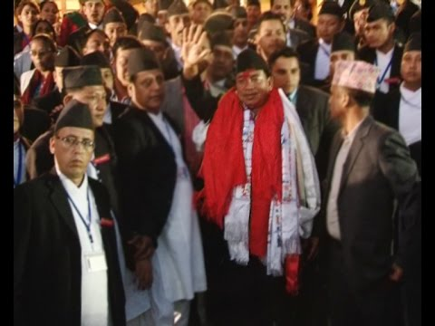 Nanda Bahadur Pun Vice-President of Nepal
