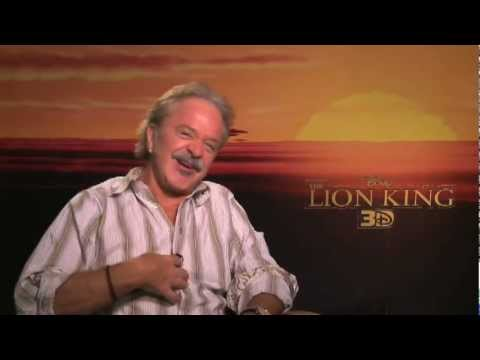 Jim Cummings Interview -- The Lion King 3D