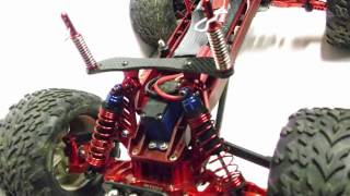 Traxxas Stampede running a Leopard 3930KV brushless combo