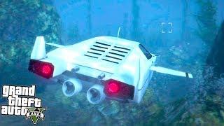 GTA 5 - THIS UNDERWATER CAR IS INSANE! (GTA 5 Online)