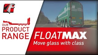 FAYMONVILLE FloatMAX - the inloader for glass transport