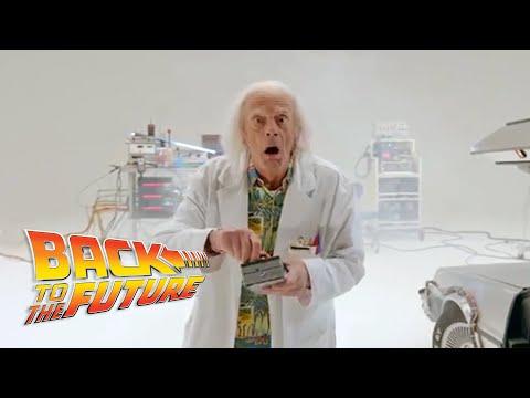 El adelanto del cortometraje vinculado a Volver al Futuro