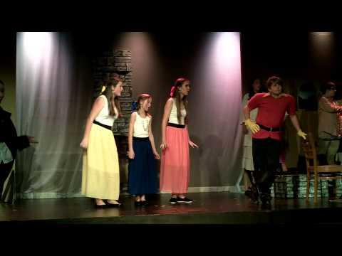 Pulaski Academy: Beauty and the Beast 2014