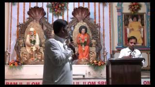 satyajit and sathya sai vidya vahini project