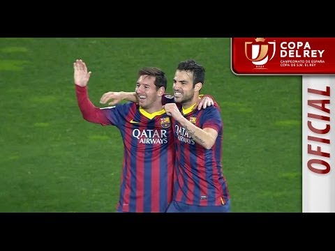 Resumen de Real Sociedad (1-1) FC Barcelona - HD Copa del Rey