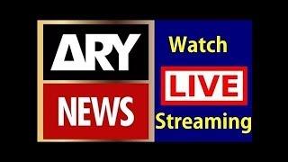 ARY NEWS Live Streaming Live Ary News Hd