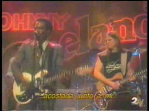 Steve Mose Guitar Solo with Johnny Copeland.MP4