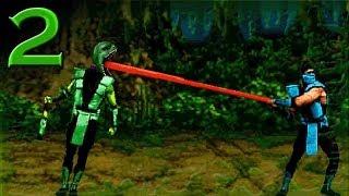 Mortal Kombat Part 2 | Outworld