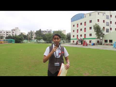 "Oil and Gas Samrakshan Pakhwada"". Tanvi Sharma of Grade 8 stood first in All India level ."