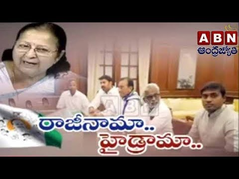Speaker Sumitra Mahajan didn't make official announcement on YCP MPs resignations