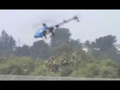 Ninja 450 3D Electric Helicopter RTF!