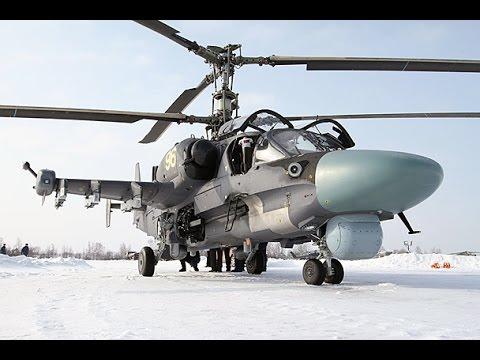 Военная боевая техника XXI века  | Штурмовые вертолеты