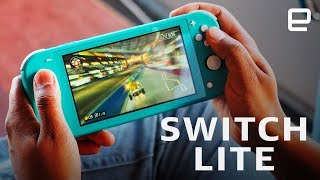 Nintendo Switch Lite review: Pure portability