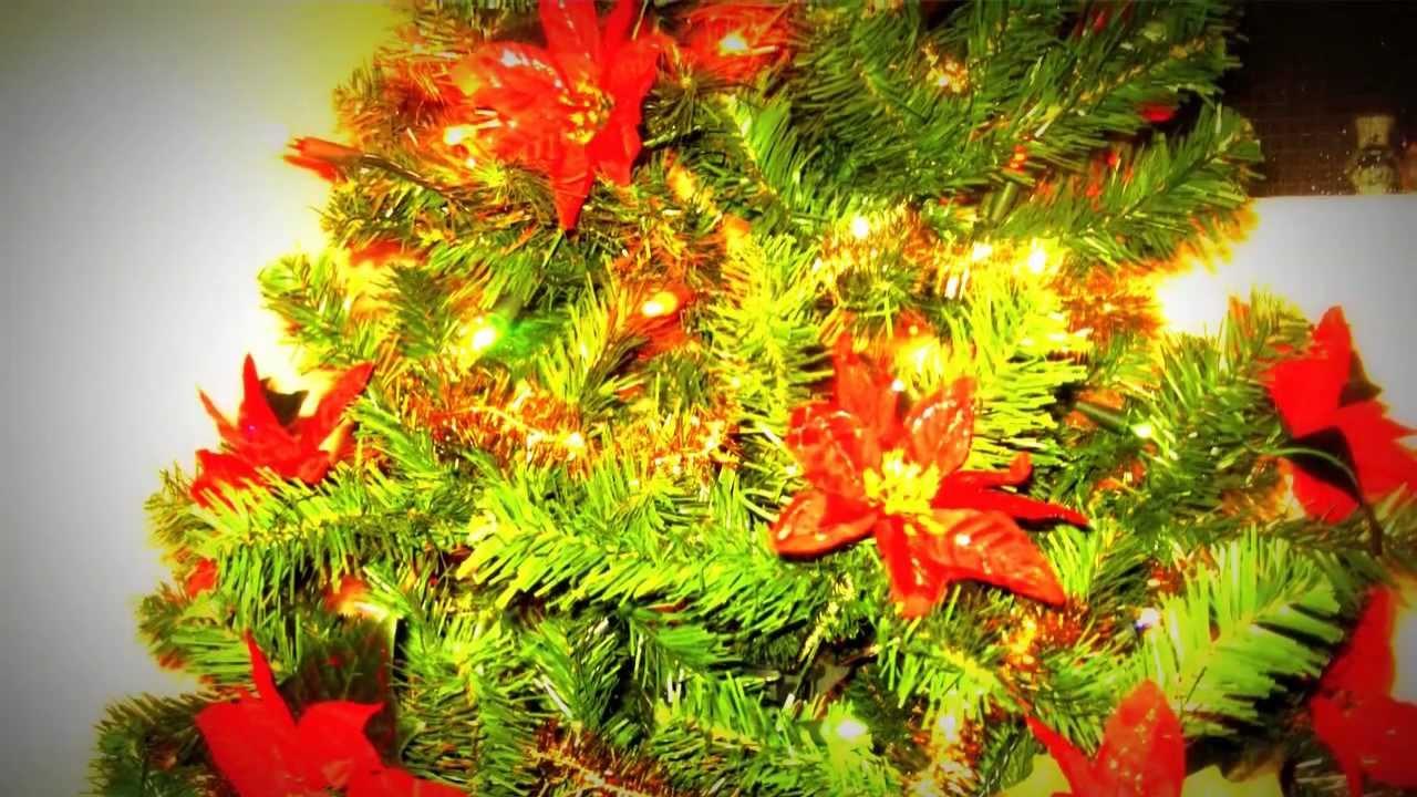 Como decorar un rbol de navidad muy original youtube - Como adornar arbol de navidad ...