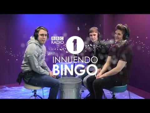 Innuendo Bingo with Jake and Joe from Eurovision