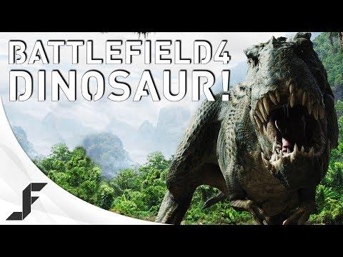 Battlefield 4 Dinosaur Easter Egg + How to do it!