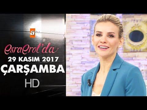 Esra Erol'da 29 Kasım 2017 Çarşamba - 493. Bölüm