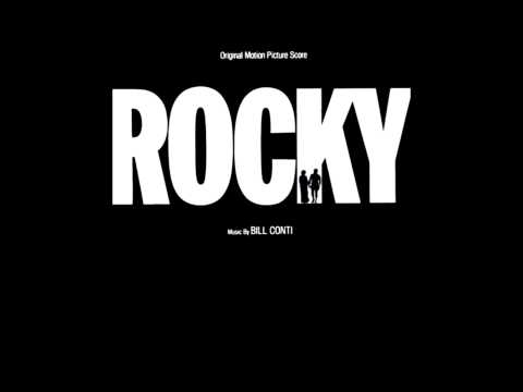 [1976] Rocky - Bill Conti - 13 - ''Rocky's Reward''