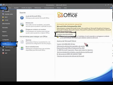 Descargar Office 2010 Beta Full + Activacion