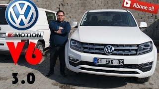 VW AMAROK V6 3.0 TDI 4X4 Test ettik  | Barış EROĞLU ile keyifli bir sohbet | AYKAN ADANA|Erdem AKDAŞ