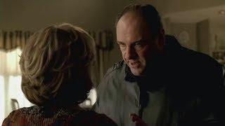 Tony Tells Carmela That Bobby Was Killed - The Sopranos HD