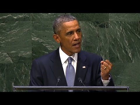 President Obama's 2014 UN General Assembly Speech