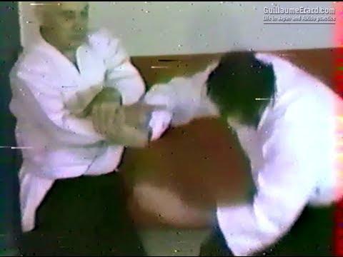 André Nocquet, 8th Dan Aikido - Morotedori