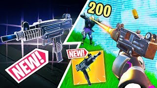*NEW* MACHINE PISTOL Best Plays!! - Fortnite Funny WTF Fails and Daily Best Moments Ep. 1269