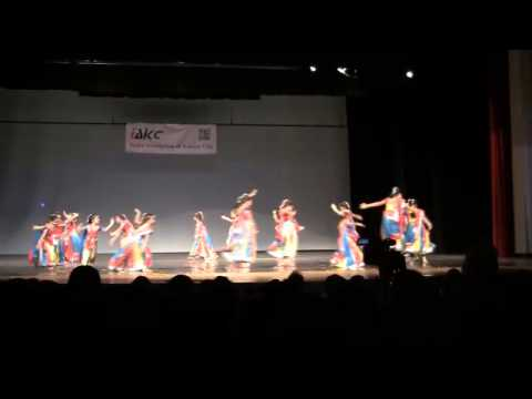 Lathe Di Chadar Bollywood Dance - India Nite 2013 video