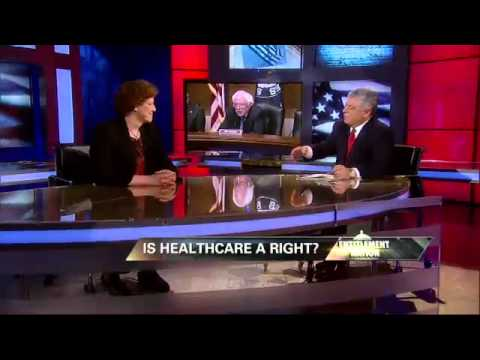 Alieta Eck, MD on Freedom Watch May 23, 2011