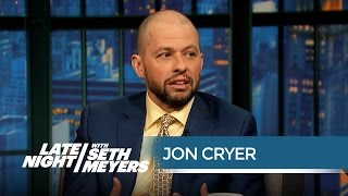 Jon Cryer on Writing About Charlie Sheen in His Memoir - Late Night with Seth Meyers