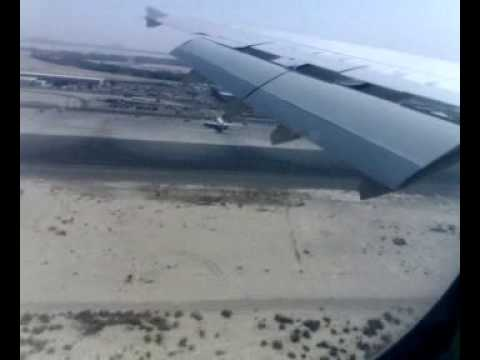 Kuwait Airlines...sexy Hot Plane In Kuwait City video
