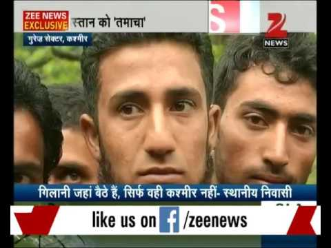 What Kashmiri people think about terrorism and peace | Part-I