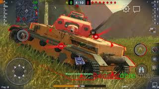 World of Tanks BLITZ-#1. Играем за СССР и Англию, засранцы)!)