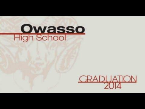Owasso High School Graduation- 2014