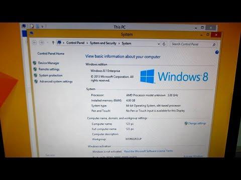 (Rufus) How to Create a Windows 8 (8.1) Bootable USB Flash ...