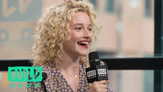 "Julia Garner Discusses Netflix's ""Ozark"""