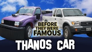 THANOS CAR   Before They Were Famous   Sean The Renovator Dank Memes
