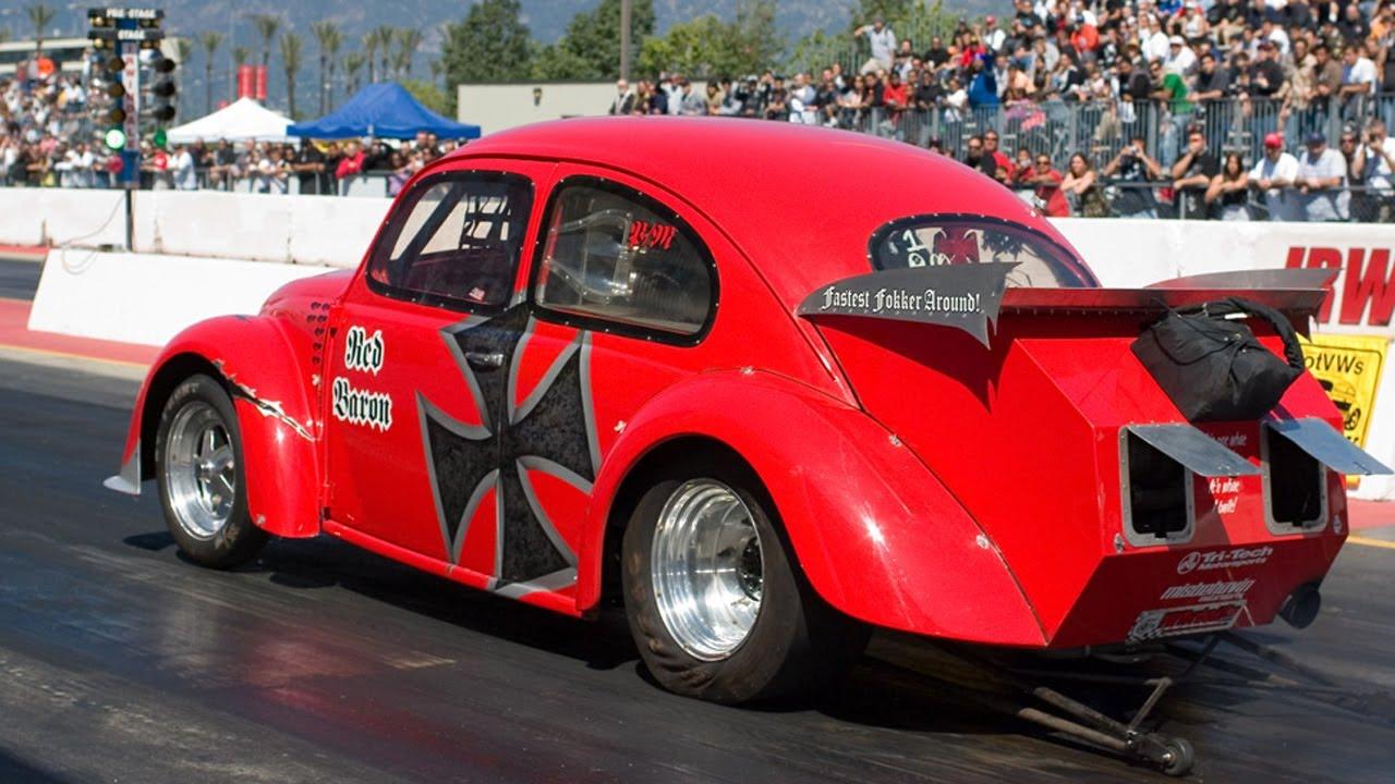 Vw Drag Racing Outlaw Turbo Class Bug In 35 2010 Youtube
